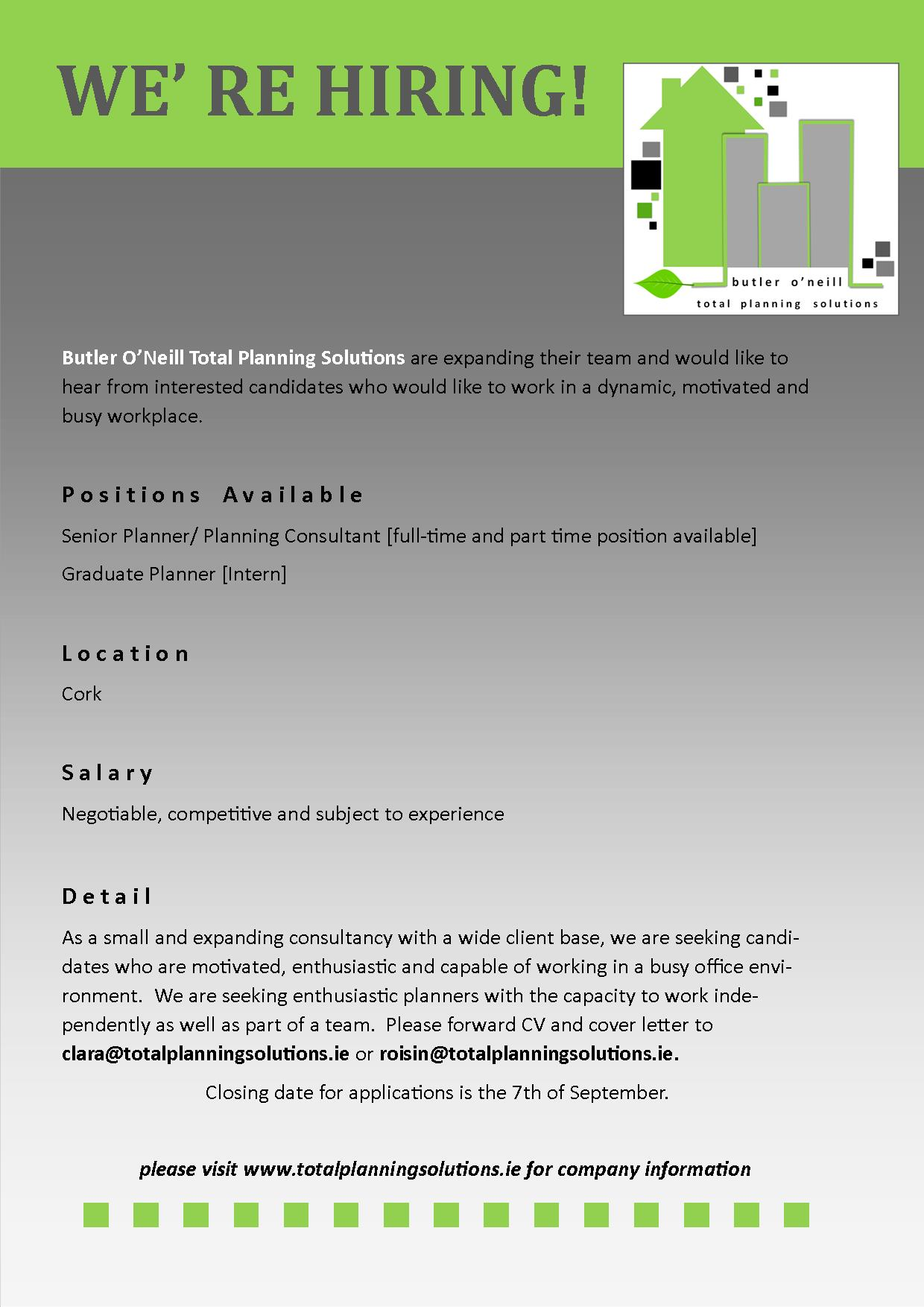 job listing final final